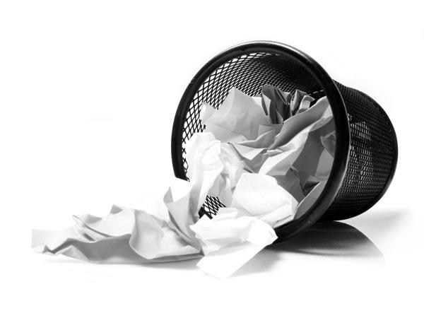 10 passos básicos para diminuir a sua produção de lixo sem gastardinheiro
